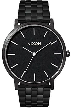 Nixon Reloj Hombre de Analogico con Correa en Acero Inoxidable A1057-756-00