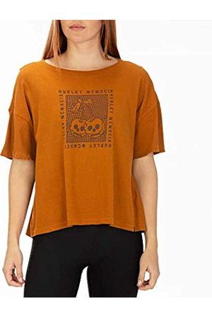 Hurley W Cherry Bomb Flouncy tee Camisetas, Mujer
