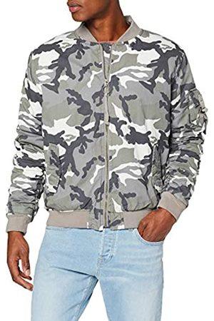 Urban classics Vintage Cotton Bomber Jacket Chaqueta S para Hombre
