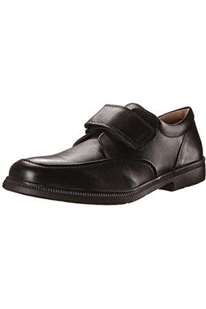 Geox Jr Federico A, Zapatos Derby para Niños, (Black C9999)