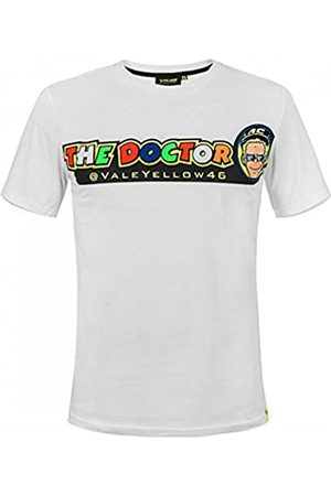 VALENTINO Vrmts305506002, T-Shirt, Vr46,The Doctor Hombre