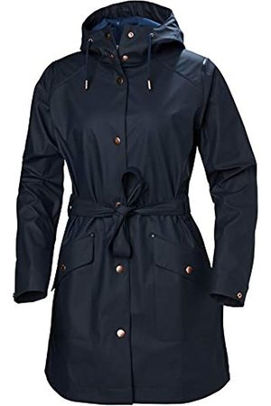Helly Hansen W Kirkwall II Raincoat Jacket, Mujer