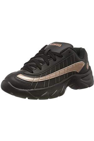 K-Swiss St129, Zapatillas para Mujer, (Black/Rose Gold 091)