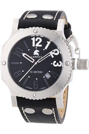 Carucci Watches CA2210BK - Reloj de Pulsera Unisex, Caucho
