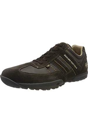 Dockers 36ht001, Zapatillas para Hombre, Schoko 370