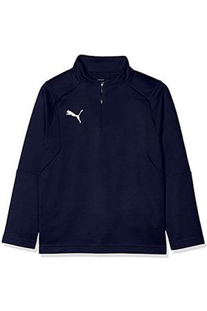 Puma Liga Training 1/4 Zip Top T-Shirt, Unisex niños