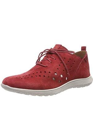 Josef Seibel Malena 09, Zapatos de Cordones Derby para Mujer, (Rot 400)