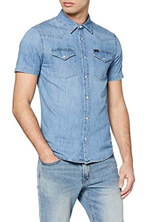 Lee SS Western Camisa Casual