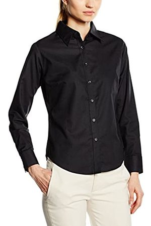 Fruit Of The Loom Oxford Long Sleeve Camisa