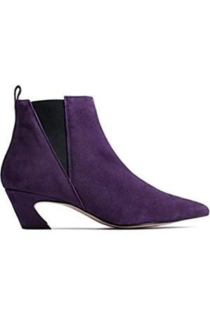 L'Intervalle KEYLAS Purple Suede