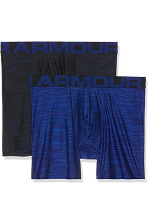 Under Armour Tech 6In 2 Pack Novelty Ropa Interior, Hombre
