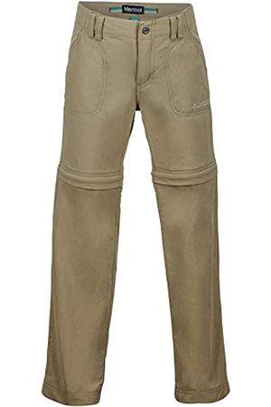 Marmot Girls Lobo's Convertible Pant Outdoor De Niños, Impermeables Lluvia, Pantalones Largos con Perneras Extraíbles