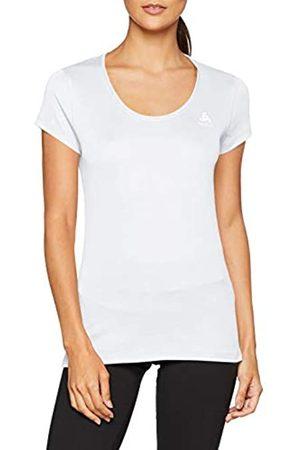 Odlo Suw Top Crew Neck S/S Active F-Dry Light Camiseta, Mujer