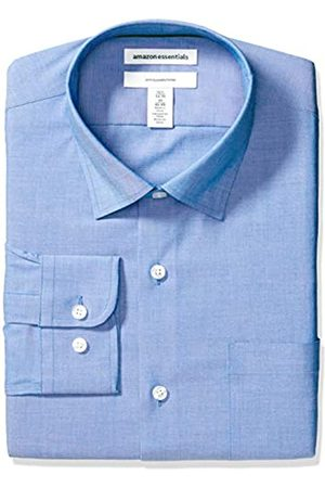 Amazon Slim-Fit Wrinkle-Resistant Stretch Dress Shirt Shirts, 16