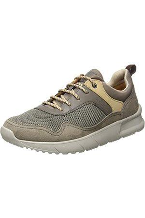 Geox U Tivano B, Zapatillas para Hombre, (Taupe C6029)
