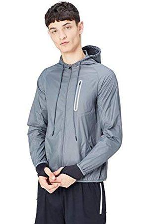 Activewear Cortavientos para Hombre, (Dark Grey)