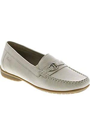 Sioux Cobarja H, Mocasines (Loafer) para Mujer, Marfil (Écru 65291)