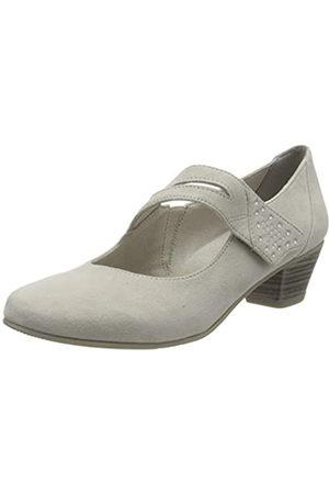 Jana 100% comfort 8-8-24303-24, Mocasines para Mujer, (Grey 200)