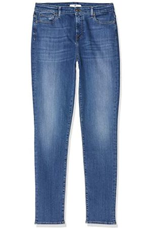 7 for all Mankind HW Pyper Vaqueros Slim, W30/L31 (Talla del Fabricante: 30/30