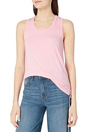 Hurley W Five Palms Perf Scoop Tank Camiseta De Tirantes, Mujer