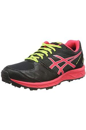 Asics Gel-fujisetsu GTX 2, Zapatillas de Running para Mujer, (Performance Black/Diva Pink 001)