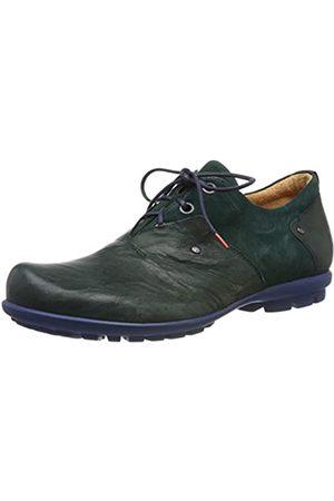 Think! Kong_585651, Zapatos de Cordones Derby para Hombre, Forest/Kombi 58