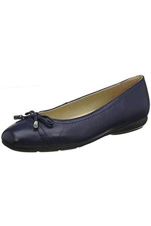 Geox D Annytah D, Bailarinas para Mujer, (Blue C4000)