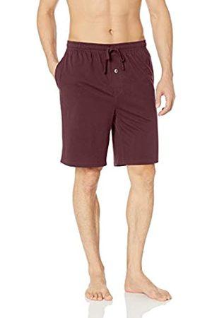 Amazon Pantalón corto de pijama para hombre