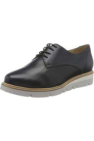 Sioux Meredith-716-h, Zapatos de Cordones Derby para Mujer, (BLU 008)