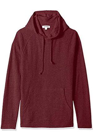 Goodthreads Marca Amazon - - Sudadera térmica flameada de manga larga con capucha para hombre