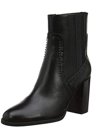 Geox D Jacy High D, Botines para Mujer, (Black C9999)