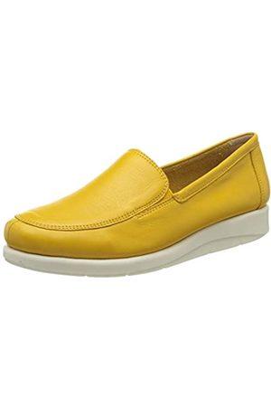 Caprice Frieda, Mocasines para Mujer, (Yellow Nappa 605)
