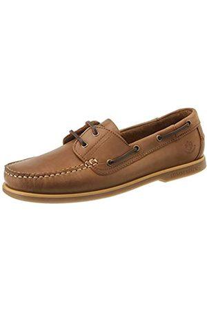 Lumberjack Hombre Loafers - Navigator, Náuticos para Hombre, (Brown/Tan M0065)
