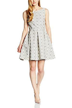 Swing 116-500074-81 - vestido Mujer, multicolor (ecrue/s.grau 9416)