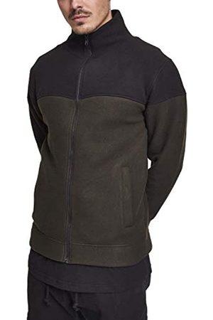 Urban classics Oversize 2-Tone Polar Fleece Jacket Chaqueta