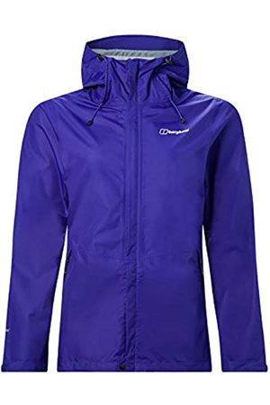 Berghaus Deluge Vented Chaqueta Impermeable, Mujer