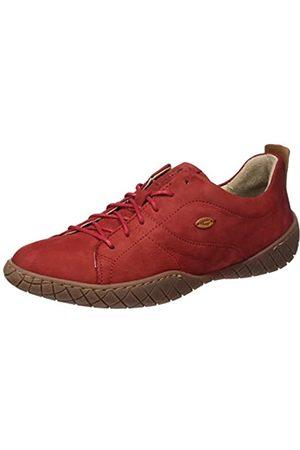 Camel Active Inspiration, Zapatos de Cordones Derby para Mujer, (Red 05)
