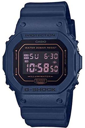 Casio Reloj Hombre de Digital con Correa en Resina DW-5600BBM-2ER