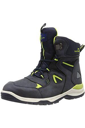 TOM TAILOR 7972003, Zapatos de High Rise Senderismo para Niños, (Navy 00003)