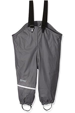 CareTec Pantalones Impermeable con vellón Unisex Niños, (Grey)