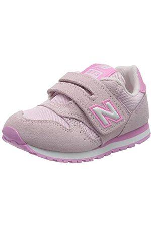 New Balance 373v2, Zapatillas para Niñas, (Cherry Speckled)