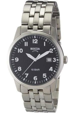 Boccia 597-05 - Reloj de Caballero de Cuarzo