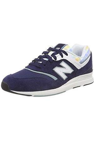 New Balance 697, Zapatillas de Running para Mujer, (Pigment/Smoke Blue TRB)