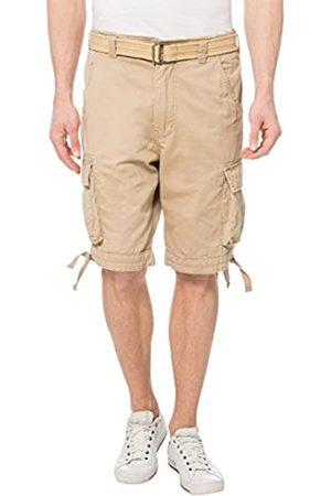 Lower East Pantalones cortos cargo para hombre