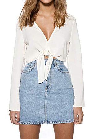 Ivyrevel Denim Mini Skirt Falda