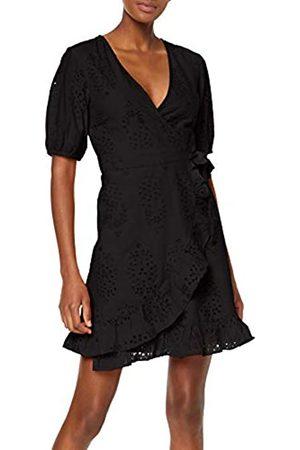 FIND Marca Amazon - MDR 40985 B Dresses, (Black)