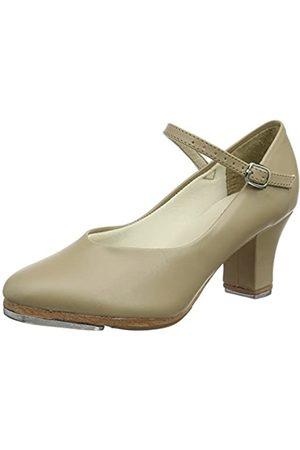 So Danca Ta57, Zapatos de Tap para Mujer, (Tan)
