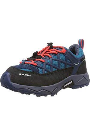 Salewa Jr Wildfire WP, Zapatos de Low Rise Senderismo Unisex Niños