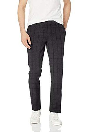 Goodthreads Marca Amazon – – Pantalón chino elástico de corte entallado, moderno y cómodo para hombre