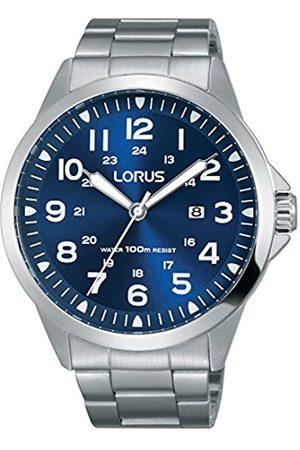 Lorus RelojAnalógicoparaUnisexAdultosdeCuarzoconCorreaenAceroInoxidableRH925GX9